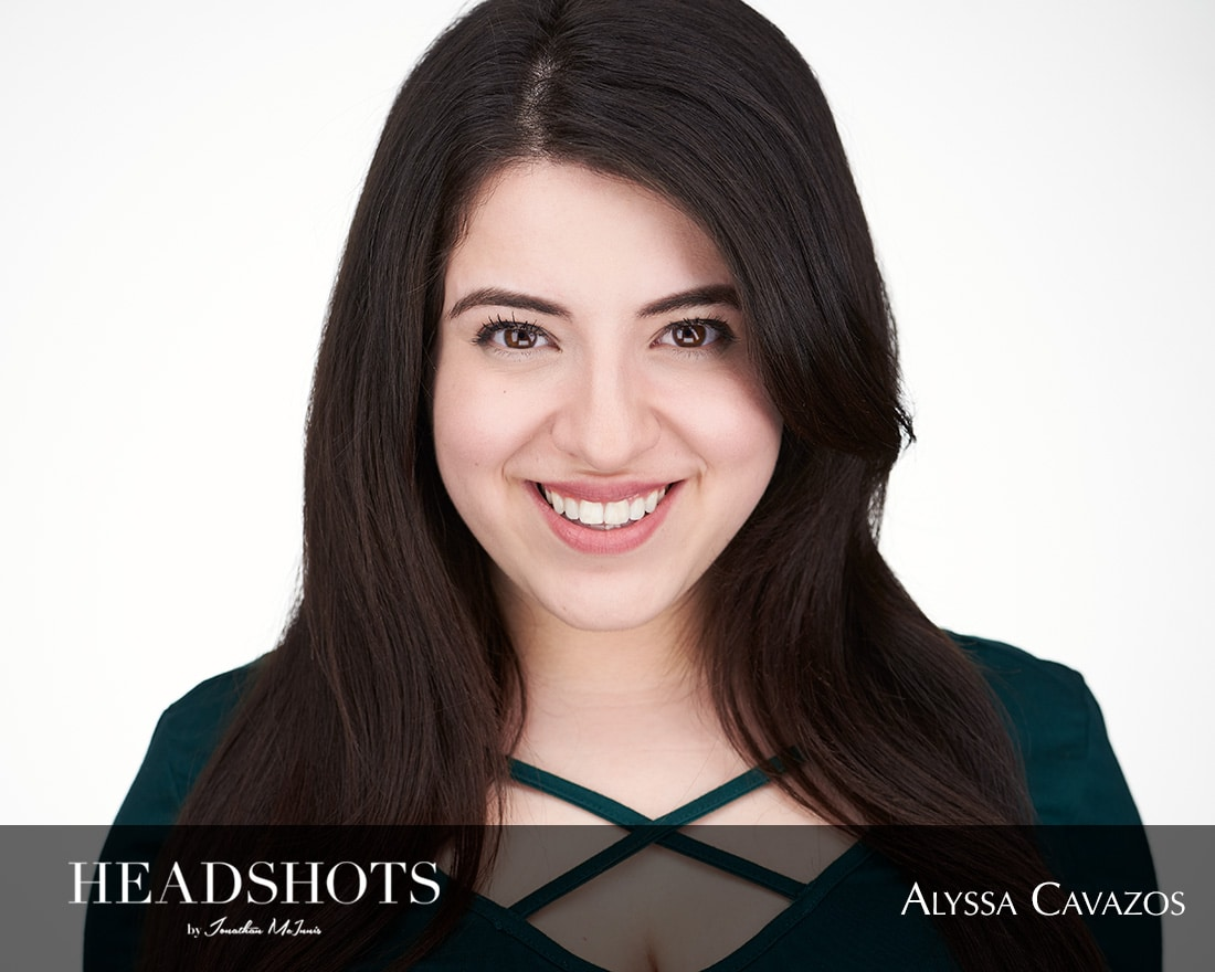 Alyssa Cavazos | Dallas Headshot Photography by Jonathan McInnis