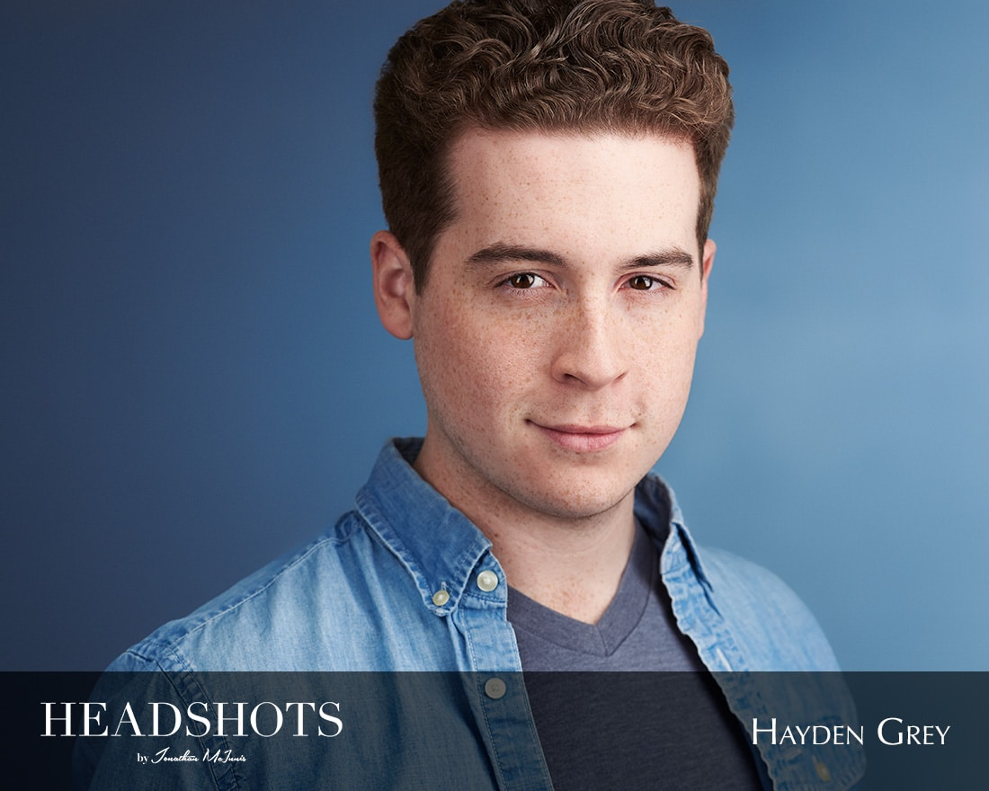 Hayden Grey | Dallas Headshot Photography by Jonathan McInnis