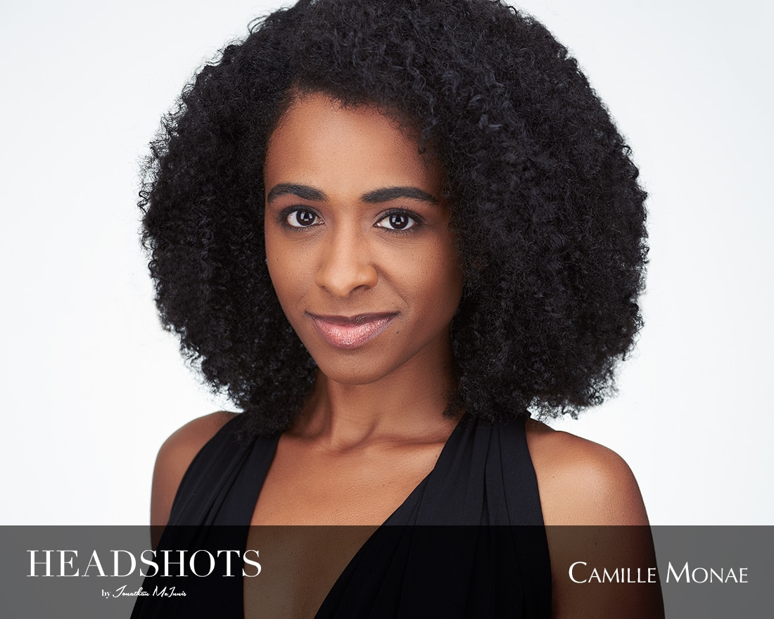 Camille Monae - Actor | Dallas Headshot Photography by Jonathan McInnis