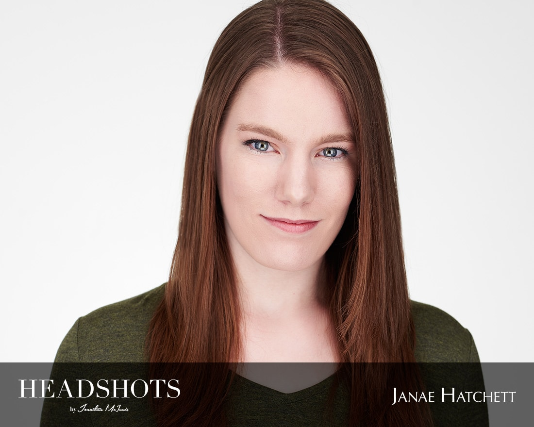 Janae Hatchett - Actor - Dallas Headshot Photography