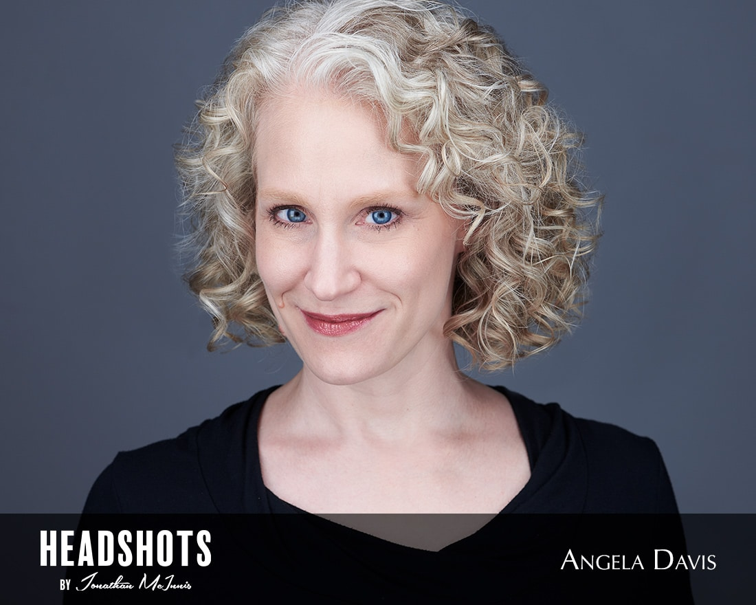 Angela Davis | Dallas Headshot Photography by Jonathan McInnis